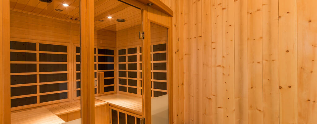 infrared sauna Lake Forest IL